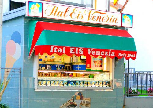 eisladen ice cream summer
