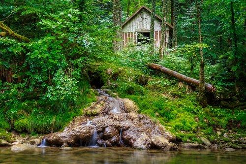 eistobel  isny  waterfall