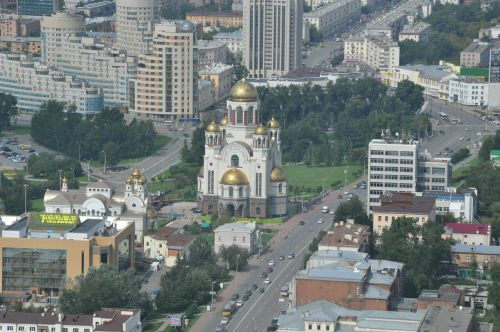 Ekaterinburg,Rusija,bažnyčia