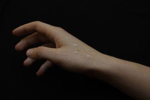 el black background official hand