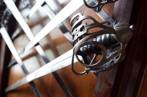 Elaborate Sword Hilt