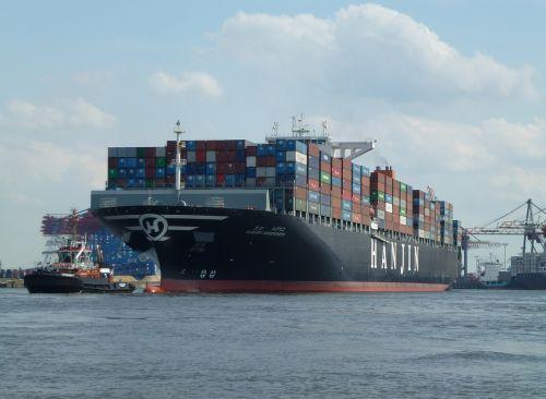 elbe maritime transport