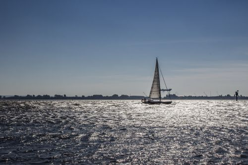 elbe sailing boat water