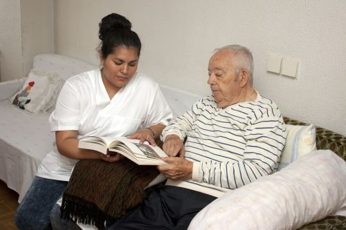 elder third age nursing