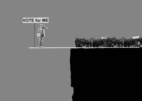 election event vote