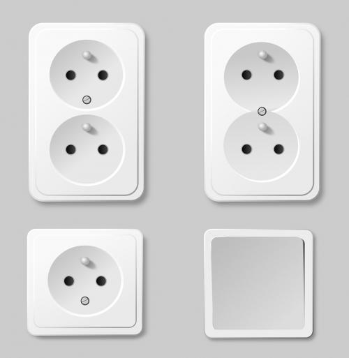 electric sockets power