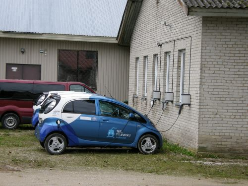 electric electricity car