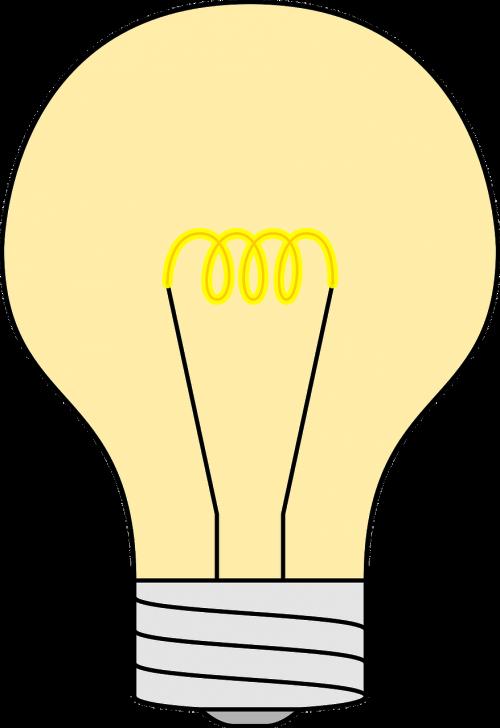 electric bulb light bulb bulb
