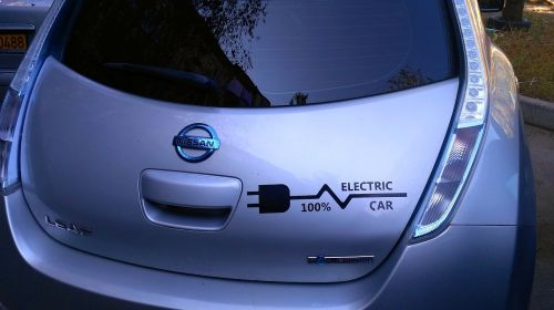 electric car ecology electric