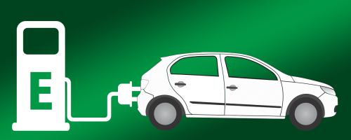 electric car petrol stations environment