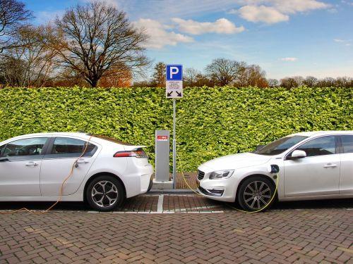 electric car hybrid car charging
