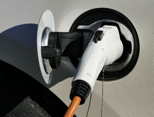electric car load plug-in connection e car