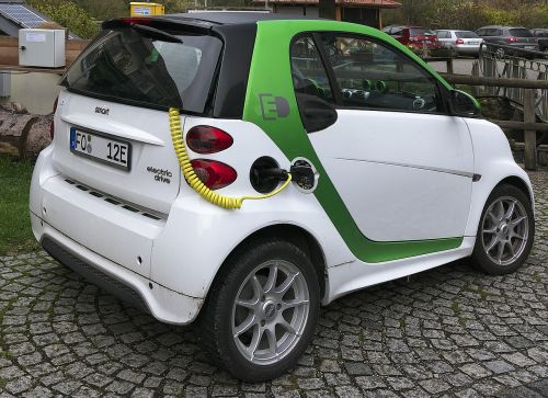 electric car e car e-mobile
