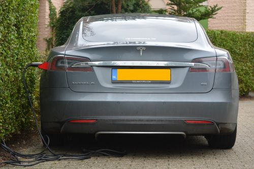 electric car car charging