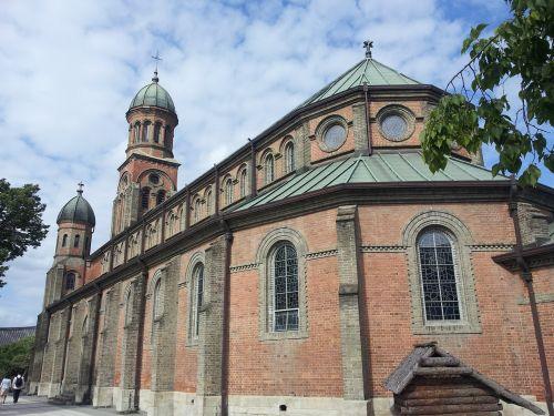 electric cathedral jeonju roman catholic