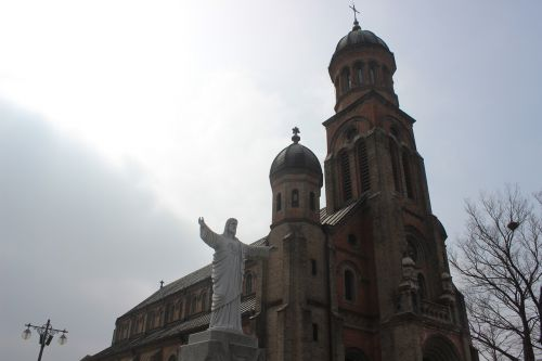 electric cathedral jeonju hanok village