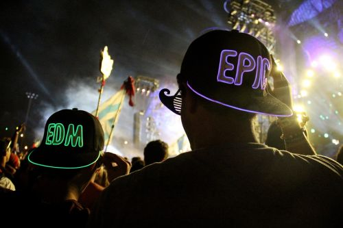 electric dance music edm edc