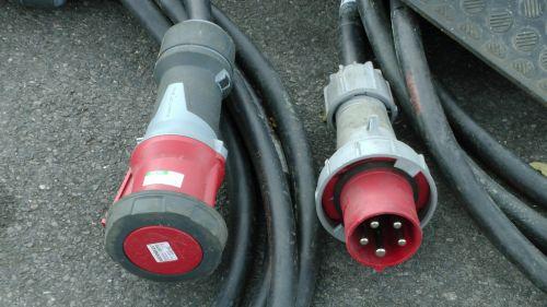 Electric Generator Plug Sockets