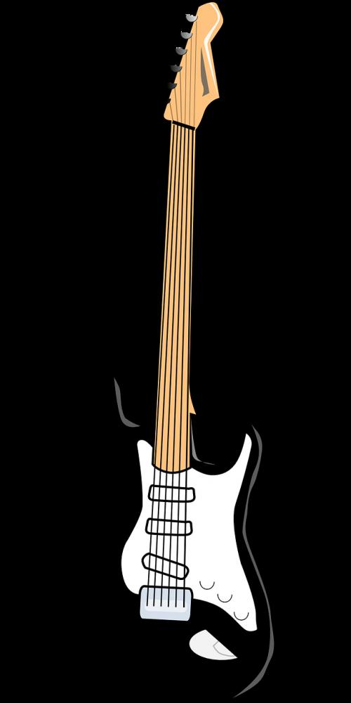electric guitar music guitar