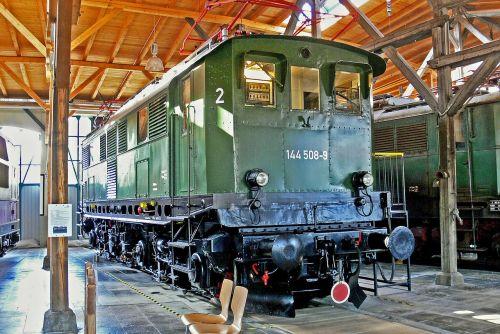 electric locomotive museum lokwelt freilassing