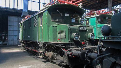 electric locomotive 1080 01