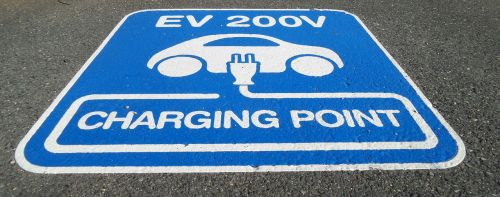 electrical charging point