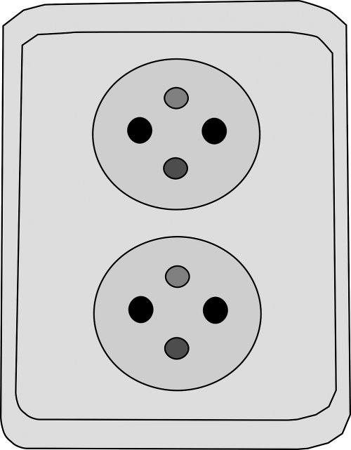 electrical outlet power