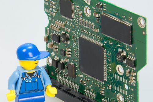 electrician lego repair