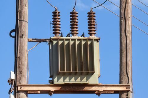 electricity transformer power