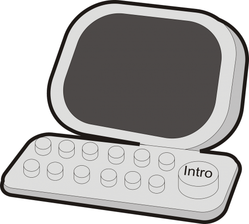 electronic digital organizer