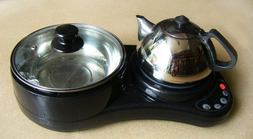 electronic dual induction chinese tea appliances