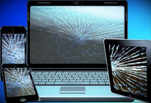 electronic scrap mobile phone laptop