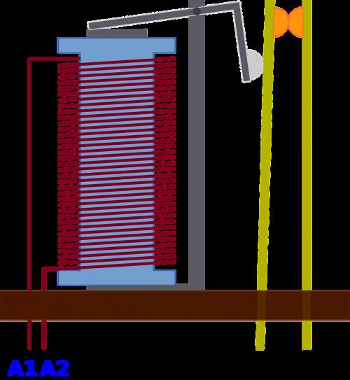 electronics relay technology