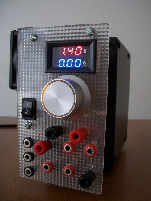 electronics lab metrology