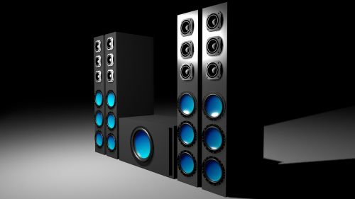 electronics speakers sound system