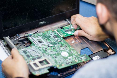 electronics repair technical assistance