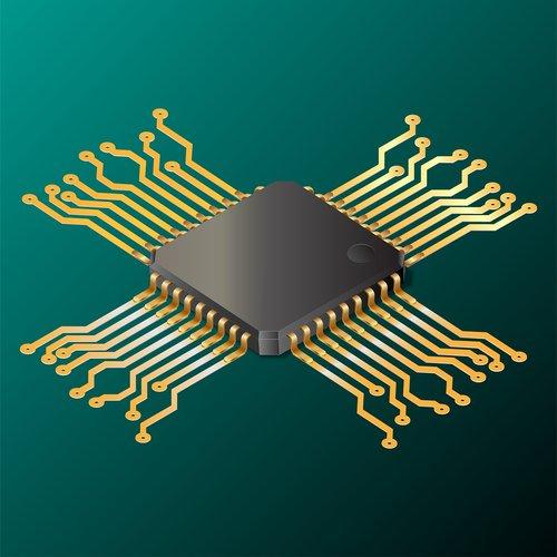 electronics  processor  ic
