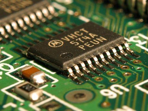electronics board ic