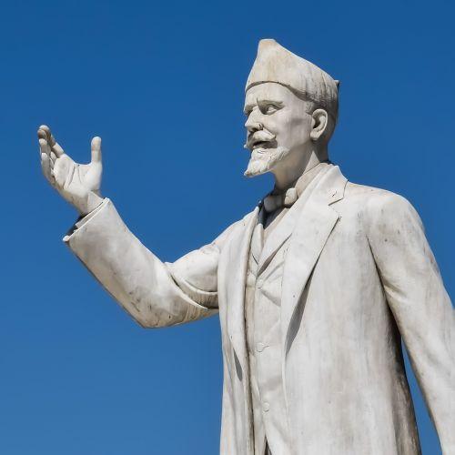 eleftherios venizelos politician sculpture