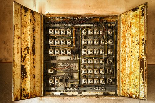 elektrik backup box