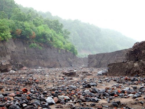 element ravine fault