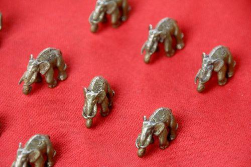 elephant figure statue