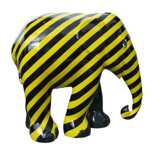elephant trier black