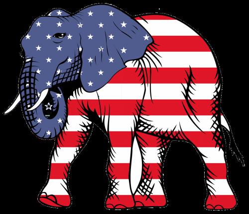 elephant usa american