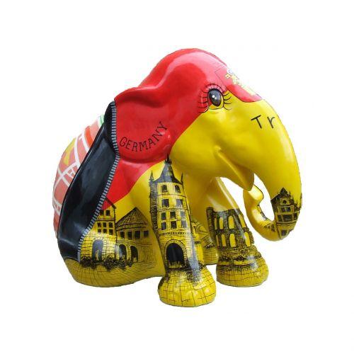 elephant parade elephant trier