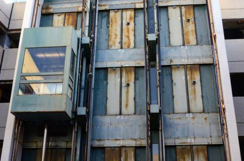 elevator urban decay apocalypse