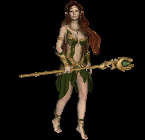 elf fairy pixie