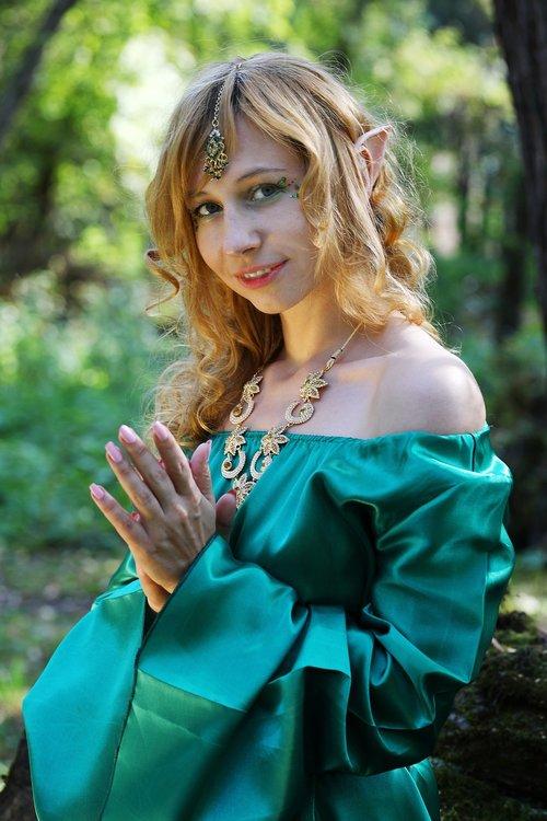 elf  magic  the enchantress