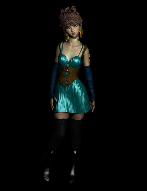 elf maiden fantasy
