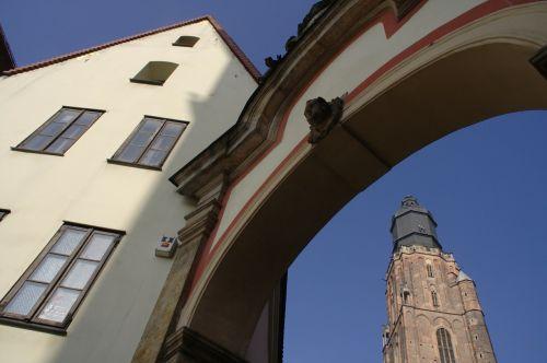 elisabeth church wrocław poland
